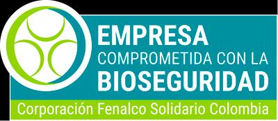 Empresa comprometida con la bioseguridad.